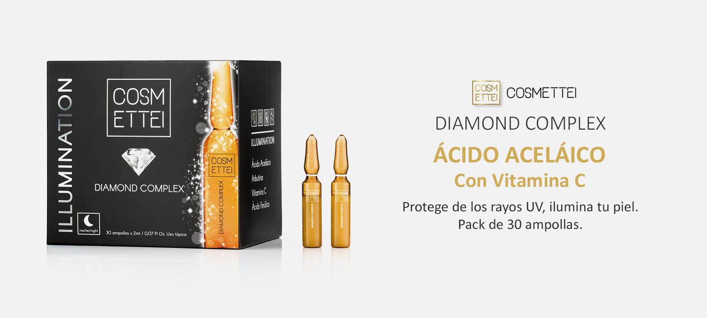 cosmettei diamond complex